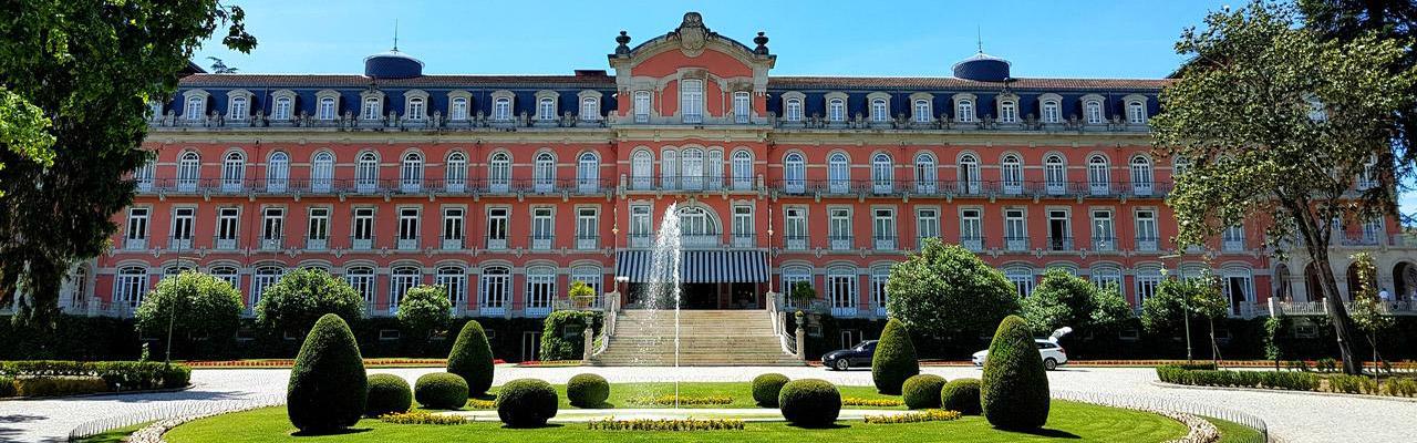 vidago hotel